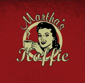 Mortsel - Martha's Koffie